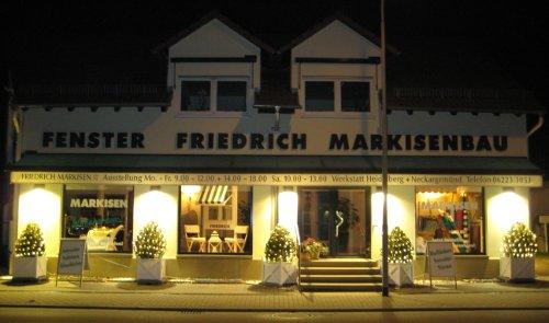 Friedrich Markisen Neckargem Nd Heidelberg Markisen